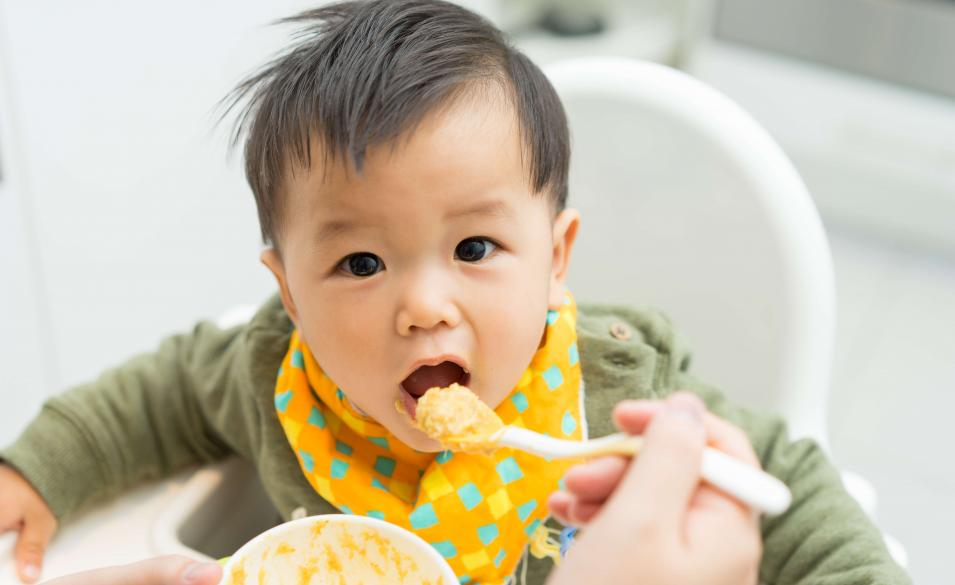 Complementary feeding and CMPA in babies
